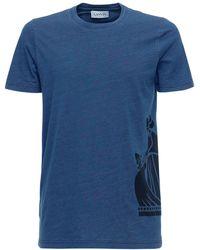 Lanvin - コットンtシャツ - Lyst