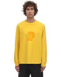 Converse Yellow A$ap Nast Edition Long Sleeve T-shirt