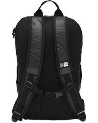 KTZ A-zip ナイロンバックパック - ブラック