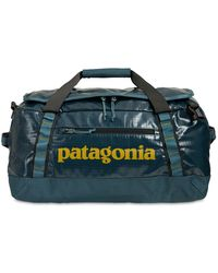 Patagonia 40l Black Hole Duffle Bag - Blue