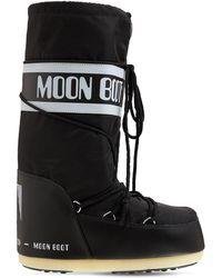 Moon Boot Icon Nylon S - Black