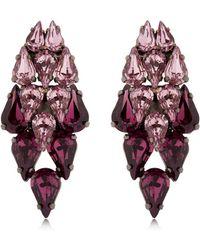 Ellen Conde - Brilliant Jewellery Gradient Earrings - Lyst