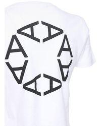 1017 ALYX 9SM - コットンtシャツ - Lyst