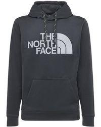 The North Face - ロゴプリントスウェットフーディー - Lyst
