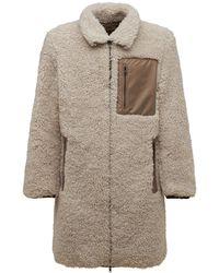 LC23 Faux Fur Jacket - Multicolour