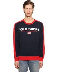 Polo Ralph Lauren コットンスウェットシャツ - ブルー