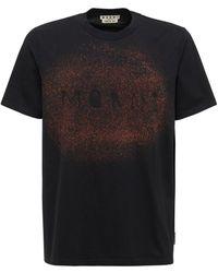 Marni コットンジャージーtシャツ - ブラック