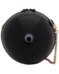 Marine Serre Moon Print Ball Bag - Black
