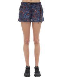 "Nike Shorts ""Acg Nrg"" In Techno Tessuto - Blu"