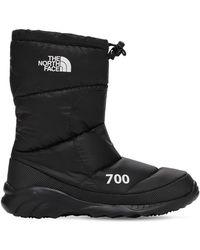The North Face Nuptse Bootie 700 スノーブーツ - ブラック