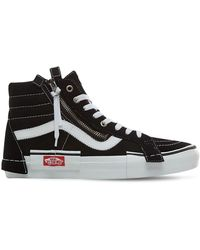 Vans 'SK8-Hi' High-Top-Sneakers - Schwarz