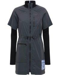 McQ Платье Arcade - Черный