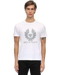 Belstaff Coteland 2.0 コットンジャージーtシャツ - ホワイト