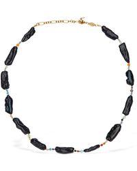 Anni Lu Rock & Sea Necklace - Multicolour