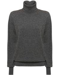 Jil Sander - カシミアタートルネックセーター - Lyst