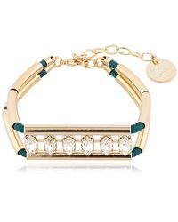 Anton Heunis | Opulent Minimalism Bracelet | Lyst