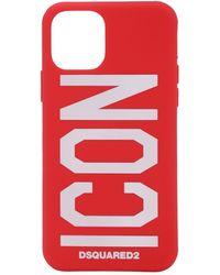 DSquared² Icon Iphone 11 Pro ケース - レッド