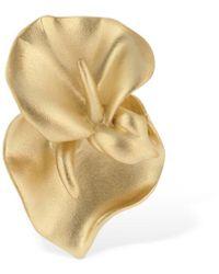 Trine Tuxen Amy Right Side Mono Earring - Metallic