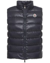 Moncler - Ghany ナイロンダウンベスト - Lyst