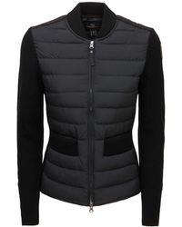 Parajumpers Nariida Zip-up Sweatshirt - Black