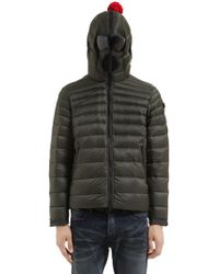 Ai Riders On The Storm | Nylon Micro Ripstop Down Jacket | Lyst