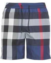 Burberry - Check Giant Guildes 水着 - Lyst