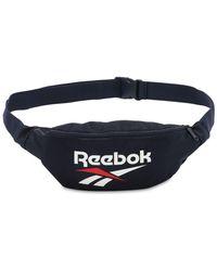 Reebok 2.5l Classics Foundation Belt Bag - Blue