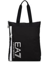 "EA7 Tote Bag 'train Core"" 18 L - Noir"