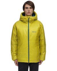 Marmot West Rib Parka Down Jacket - Multicolour