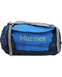 Marmot Medium Long Hauler Duffle Bag - Blue