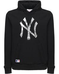 KTZ Ny Yankees フーディー - ブラック