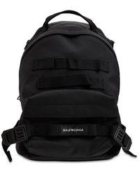 Balenciaga Army Mult バックパック - ブラック