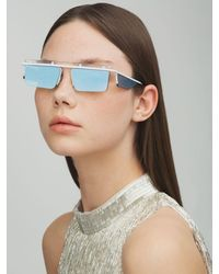 Le Specs Adam Selman The Flex Sunglasses - Mehrfarbig