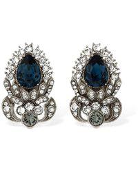 Dolce & Gabbana スターリングシルバーイアリング - マルチカラー