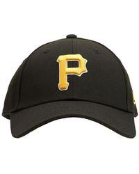 KTZ Mlb Pittsburgh Pirates 9forty Cap - Black
