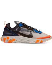 Nike - React Element 87 Running Trainers - Lyst