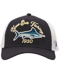 KTZ - Fishing Logo Trucker Cap - Lyst