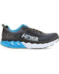 Hoka One One Arahi 2 Running Sneakers - Black