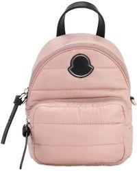Moncler Umhängetasche im Rucksack-Look - Pink