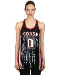 Monse - シルク スパンコールタンクトップ - Lyst