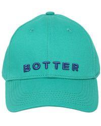 BOTTER キャンバスキャップ - グリーン