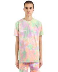 adidas Originals - Hu Holi Cotton Jersey T-shirt - Lyst
