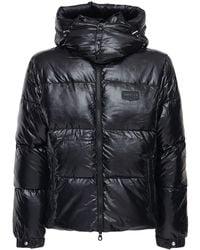 Duvetica Cebalrai Nylon Down Jacket - Black
