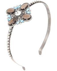 Babe - Victoria Collection Headband - Lyst