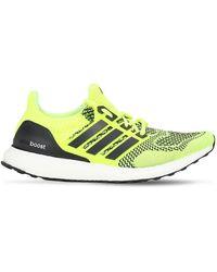 adidas Originals - Кроссовки Ultraboost 1.0 Solar Yellow - Lyst