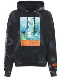 Heron Preston Lvr Exclusive フーディー - ブラック