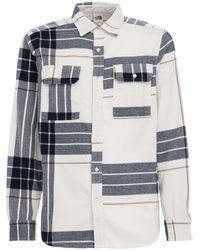 The North Face Рубашка Из Хлопковой Фланели - Многоцветный