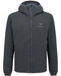 Arc'teryx Atom Lt Hooded Nylon Jacket - Multicolour
