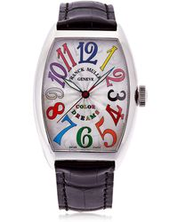Franck Muller - Curvex Automatic Colour Dream Watch - Lyst