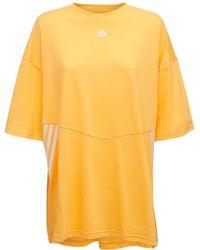 adidas Originals - オーバーサイズtシャツ - Lyst